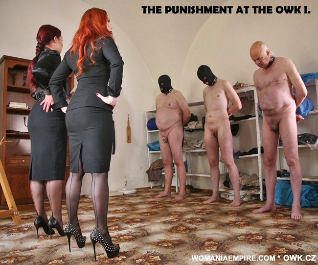 TWO NEW MOVIES with WOMANIA EMPIRE LADY-CITIZENS!
