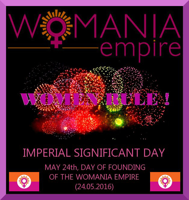 MAY 24 - IMPERIAL SIGNIFICANT DAY!