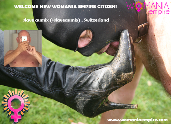 New Womania Empire Citizen