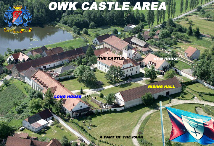 Another donation for the OWK Castle