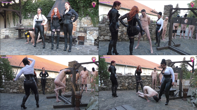 WOMANIA JUDGMENT DAY - THE PUNISHMENT 1.