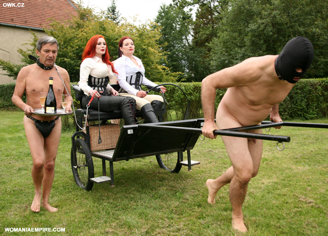 September filming with Womania Empire Lady-Citizens is over!
