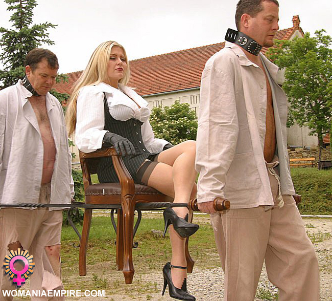 Womania Name Day - MISTRESS NICOLETTE!