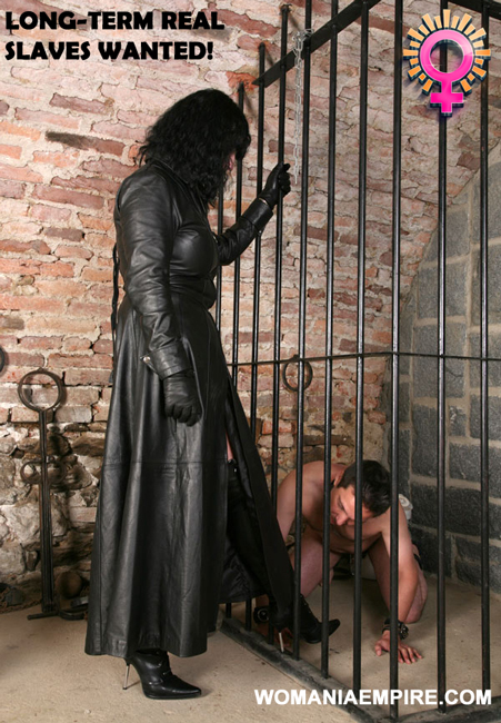 Long-term slaves for future Womania Castle