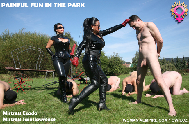 New clip with Womania Empire Lady-Citizens !