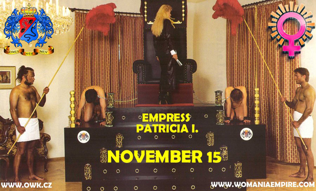 IMPERIAL SIGNIFICANT DAY - NOVEMBER 15 !