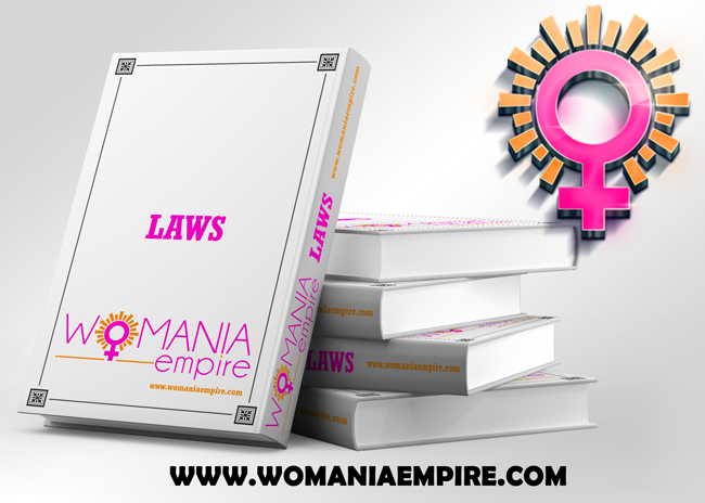 Womania Empire Tax Law now in Spanish