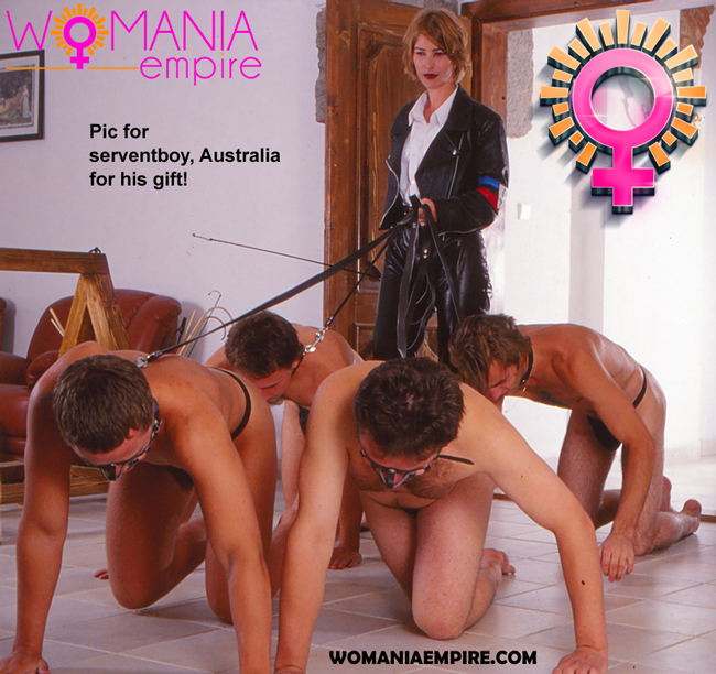 New donation for Womania Castle Fund!