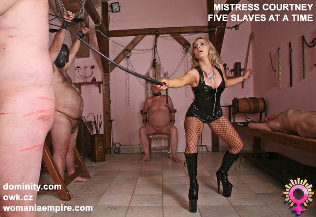 New clip with Mistress Courtney