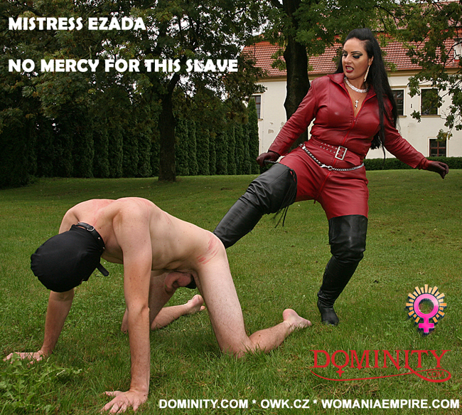 New clip with Womania Empire Lady-Citizen !