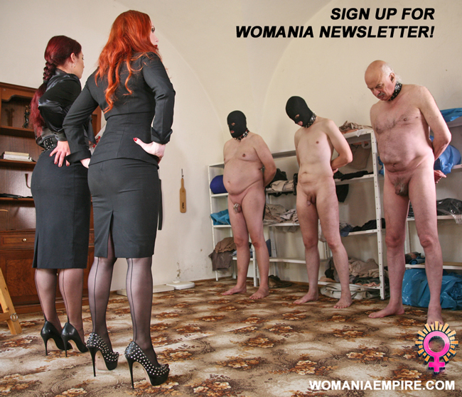 WOMANIA EMPIRE NEWSLETTER