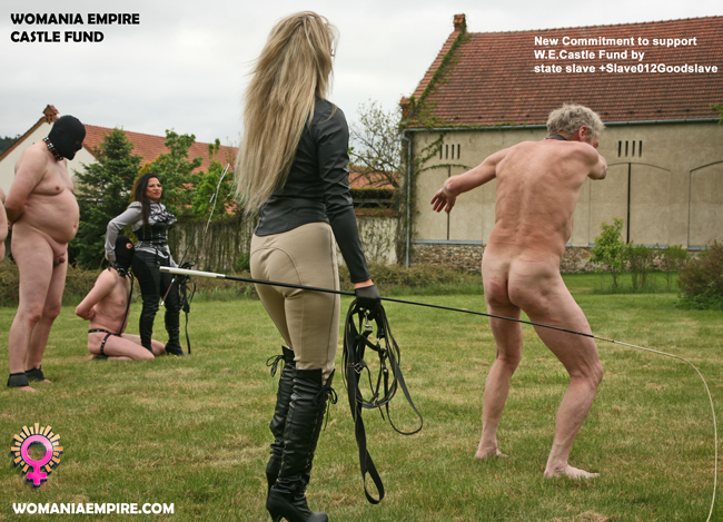 New Commitment to support for Womania Empire Castle Fund