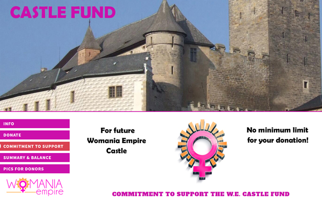 Send your Commitment to support the W.E.Castle Fund!