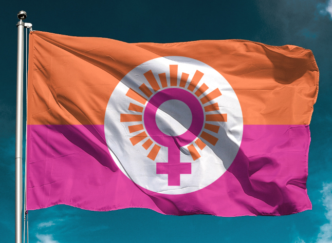 National Flag of Womania Empire - final decision