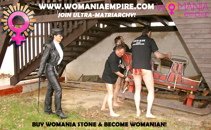 JOIN US! BECOME WOMANIAN!