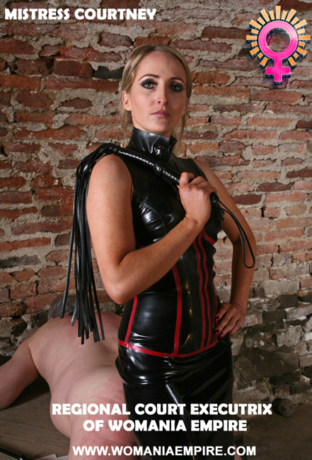 New Regional Court Executrix of Womania Empire