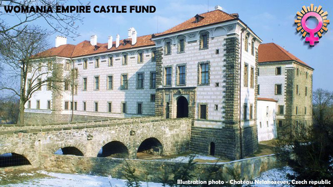 Donations for Womania Castle